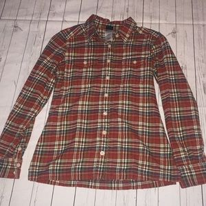 Patagonia Flannel Top